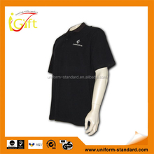 hot sell men short sleeve customized new design 100 cotton polo shirts with pockets