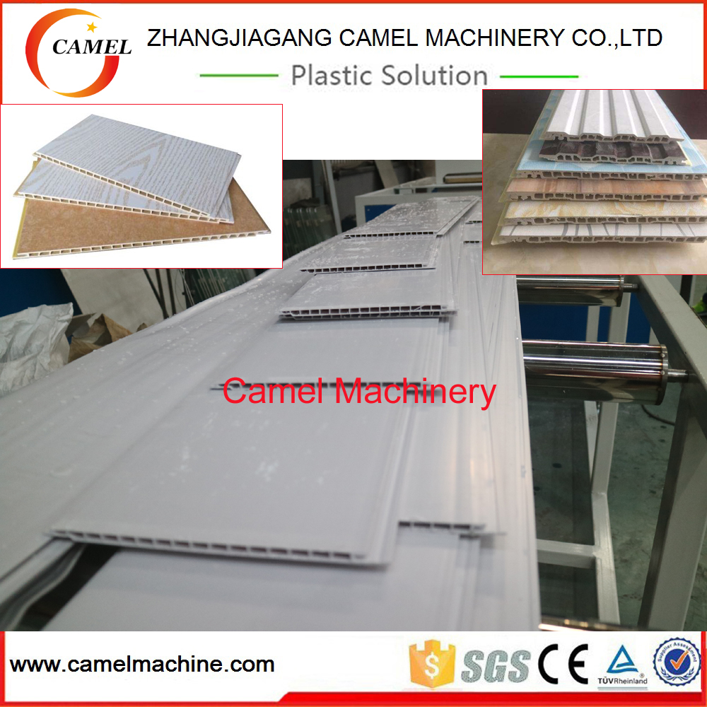 plastic pvc ceiling panel making machine production <strong>line</strong>