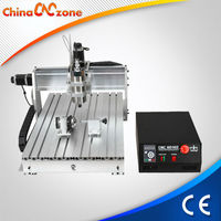 Ball screw 6040 3D CNC engraving machine india hot sale