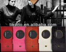 Hot sales mobile phone case for nokia lumia 1020,for nokia lumia 1020 leather case from Shenzhen supplier