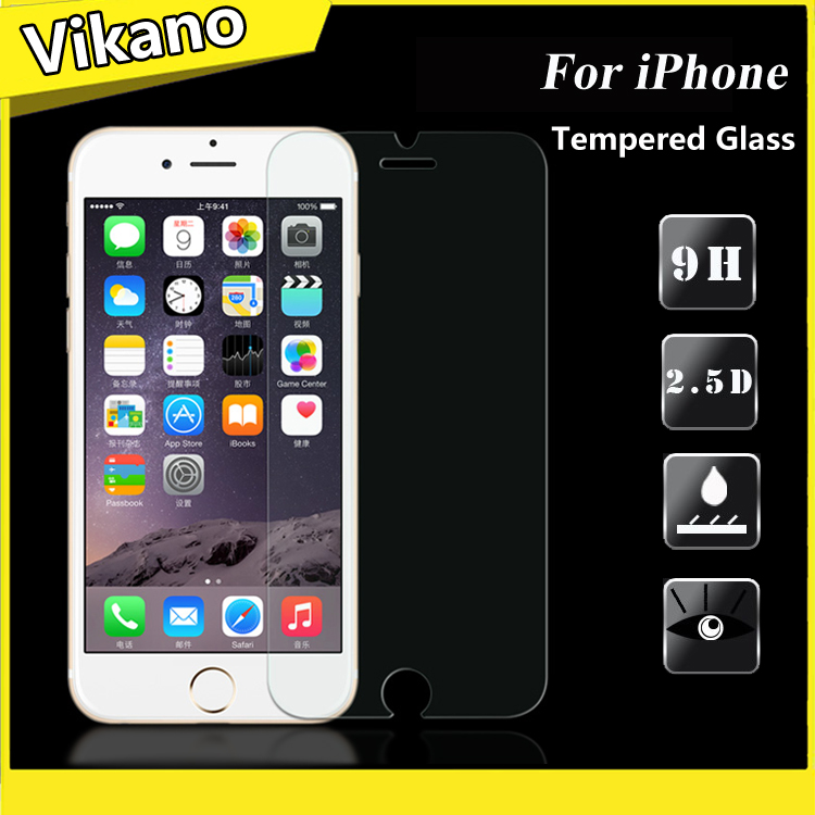 Alibaba 0.33mm Thickness Tempered Glass Screen Protector For Apple iPhone 5s