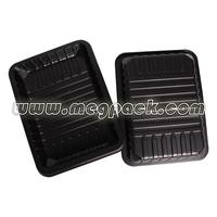 Black PP/EVOH/PP high barrier tray