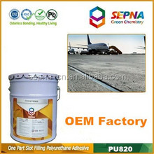 Top quality Cement Grey Color Road Construction Polyurethane Sealant