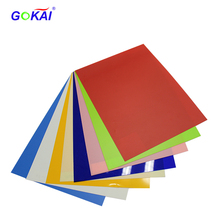 High Hard PVC rigid plastic sheet for making cards