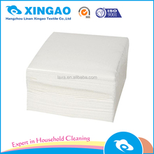 Daily use multi-purpose flushable disposable non-woven cleaning wipes
