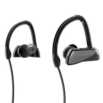 Stereo Wireless Bluetooth 4.1 Sport Earphones Running Headphones Headset with Mic Hands-free Calling and Noise cancellation