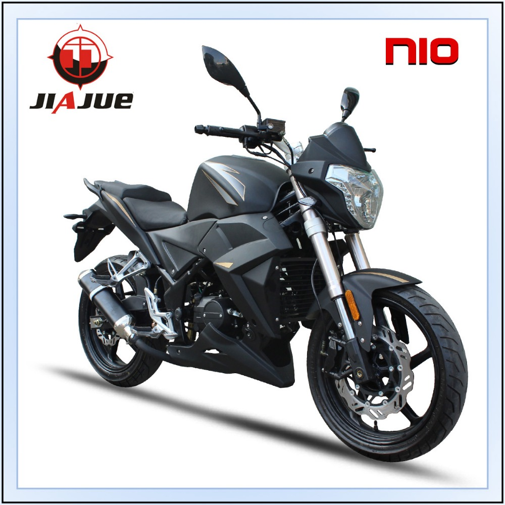 Jiajue 300CC patent design water cooled high power Street racing sport motorcycle