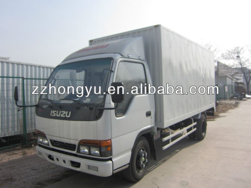 Best selling! 8tons JAC/JMC cargo trucks for sale /dry cargo box truck van