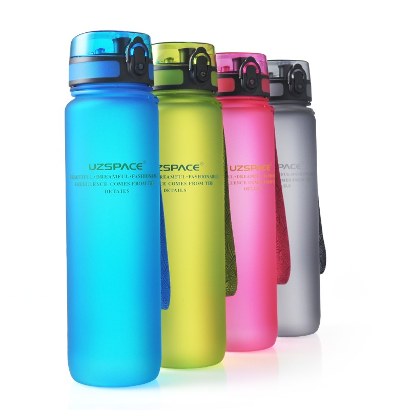 bpa free 1000ml 32oz whole foods water bottle joyshaker logo