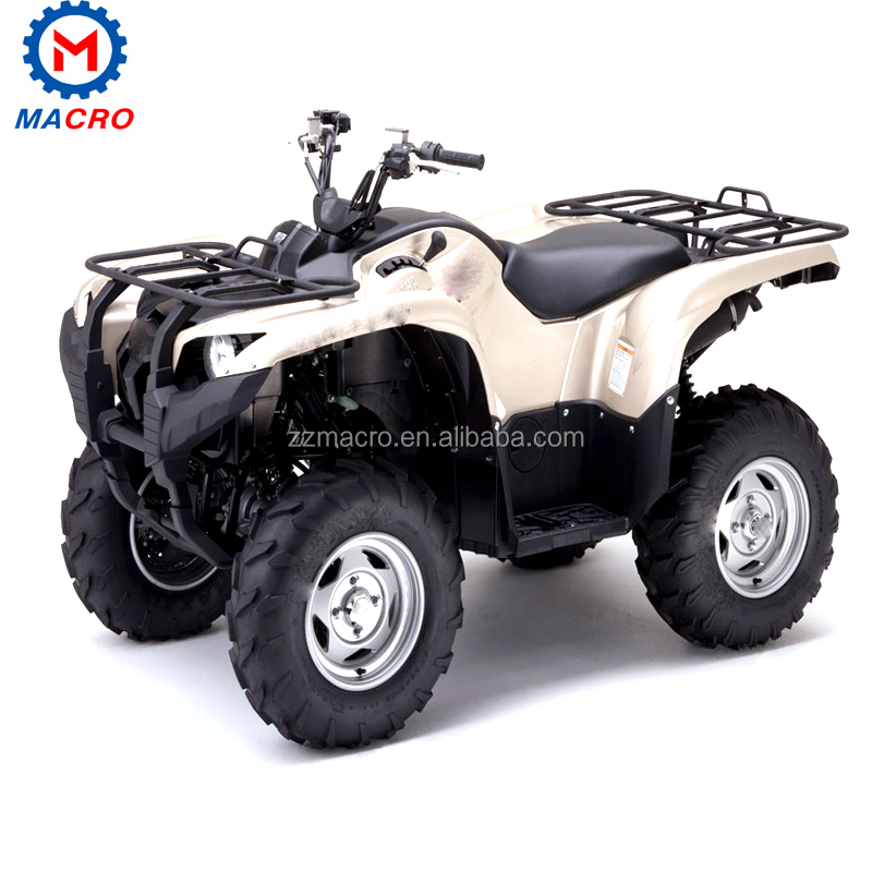 Eec Street Legal 400cc 4x4 Atv Quad Bike