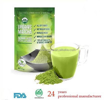 Tea Herbal Health Care Green Tea Top Grade Free Sample Instant Matcha Green Tea Powder