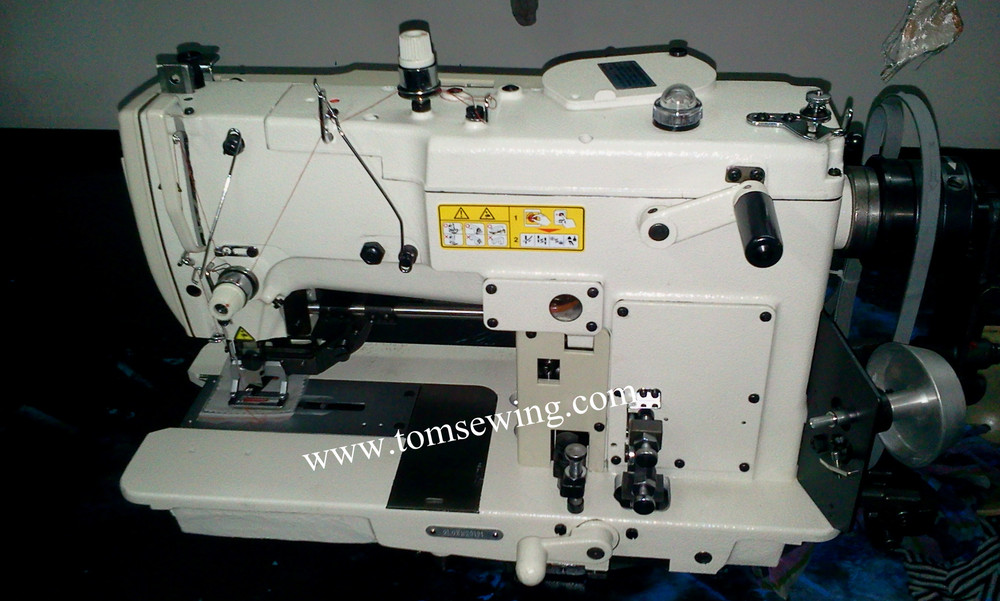 Stitch tested good condition LBH-781 button hole juki industrial sewing machine