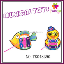 EVA small musical instruments fish and duck xylophone