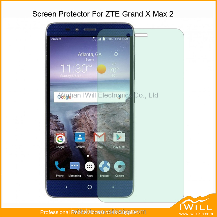 Ultra Slim Film Clear Screen Protective Shield For ZTE Grand X <strong>Max</strong> 2