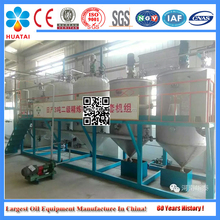 China Super Supplier! Palm Oil Refining Machine