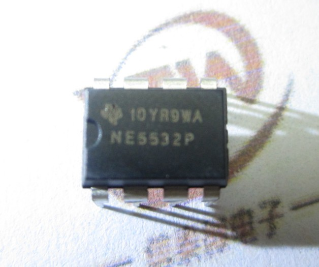 Classic Audio Operational Amplifier NE5532P NE5532N DIP-8 DIP hundred percent of imported original --XTW
