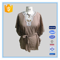 Pregnant Women Chiffon Blouses Fashion Stylish Design