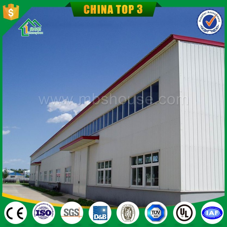 Steel Material and House,Office,Shop,Warehouse,Workshop,Plant Use steel building