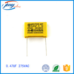 Manufacturer Supplier 35V470UF 10x13 capacitor for sale