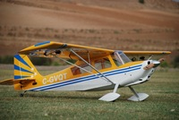 "china model manufacturers productions rc airplanes Super Decathlon 96"" V2"