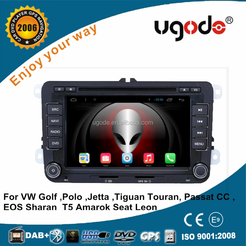 Android car DVD for volkswagen POLO MK5 wtih DVD GPS radio bluetooth 3G WIFT multimedia player