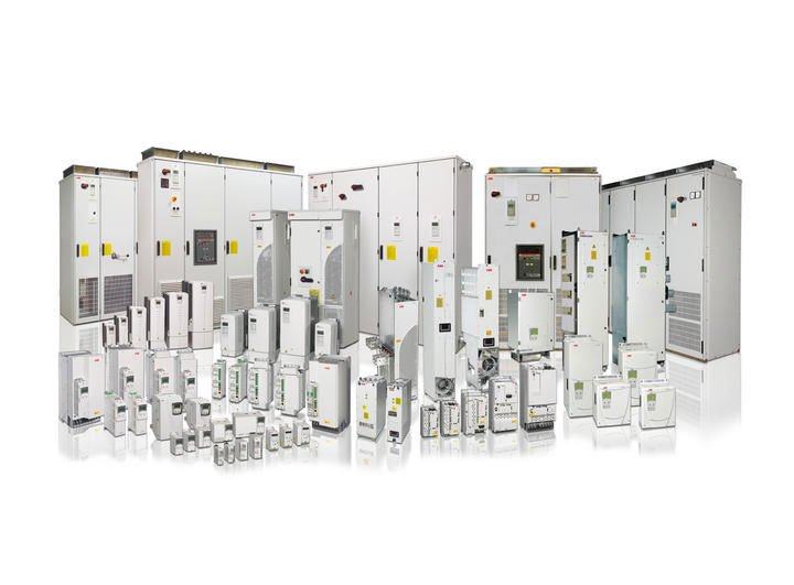 ABB Drives (Variable Frequency Drives ABB)