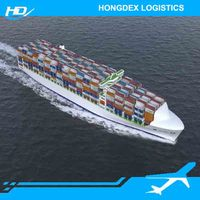 Professional Sea freight from Xiamen to EGYPT by 20' container