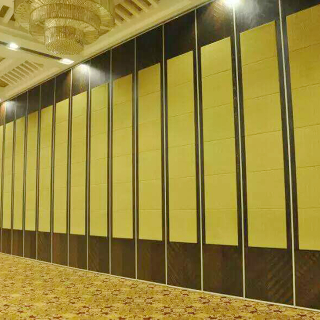 China Top Quality Supplier Partition Wall for Dance Studio