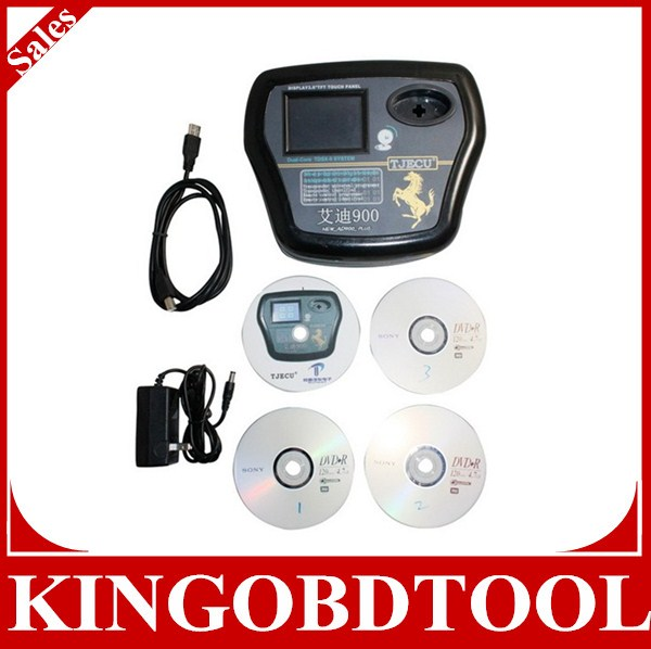 Nd900 Car Key Copy Machine Support 4c 4d With 4d Decoder