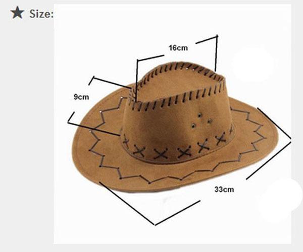 Как своими руками сделать ковбойскую шляпу 11