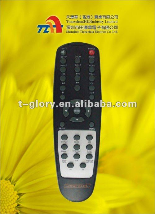 tv remote control for onida with ROHS ISO14001