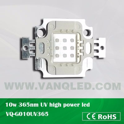 UV 365nm led diodes for UV curing/ink printer