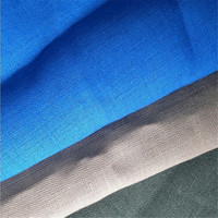 Best quanlity eco-friendly 86 colours 100% linen fabric for shirt