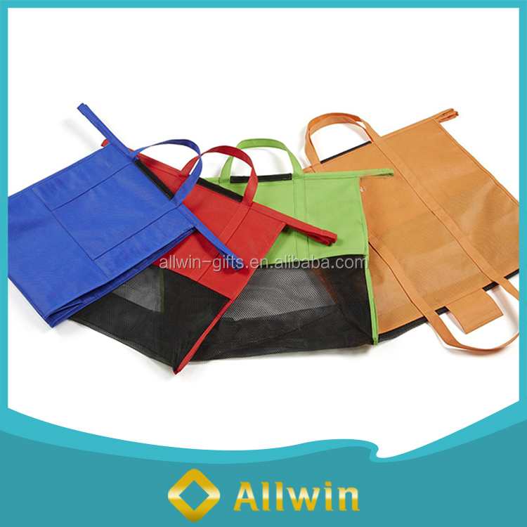 Wholesale eco-friendly reusable grocery trolley bag