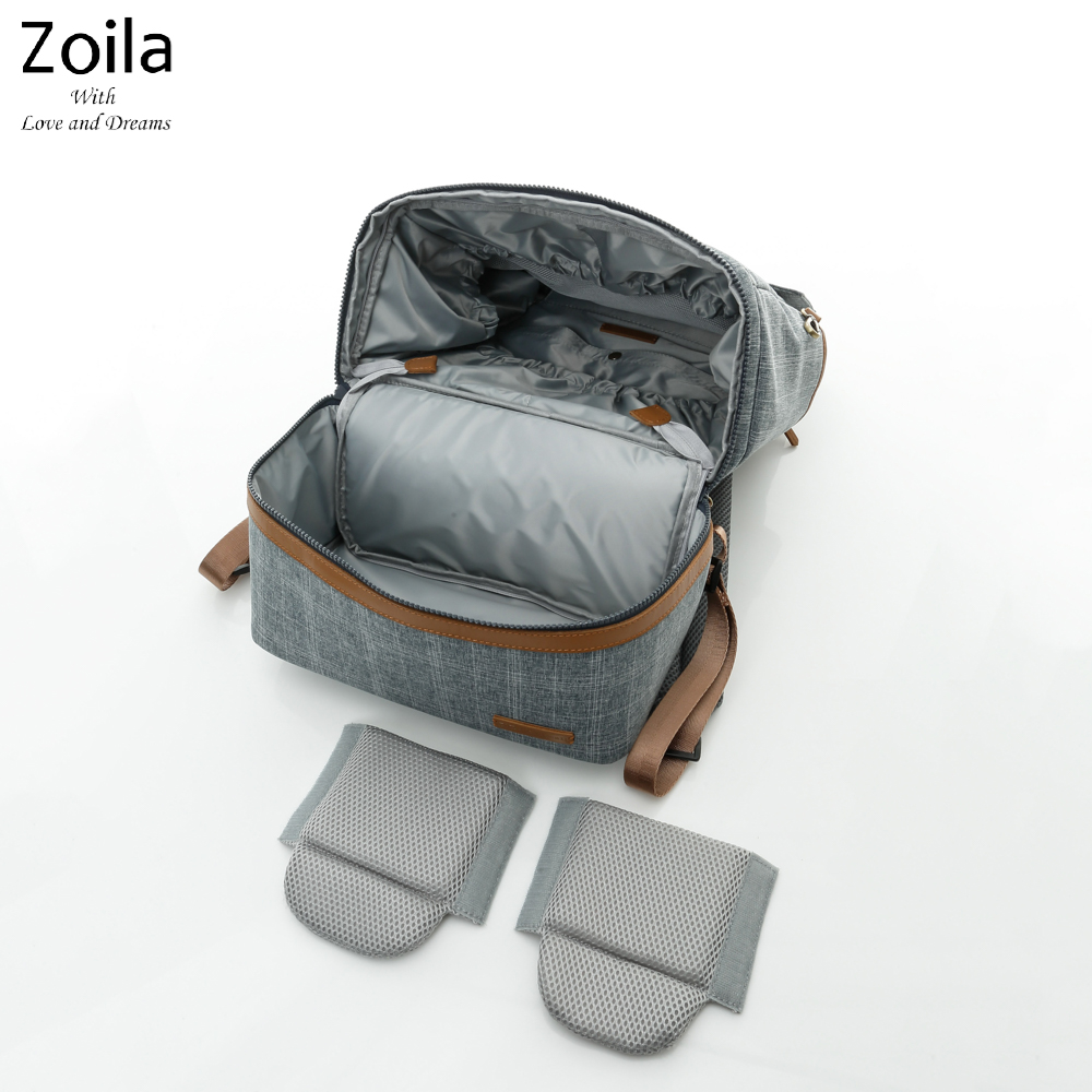 High Quality Fashion Modern Waterproof Functional Laptop Backpack