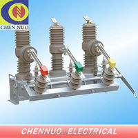 Chennuo produce high voltage outdoor 20kv circuit breaker zw32-24