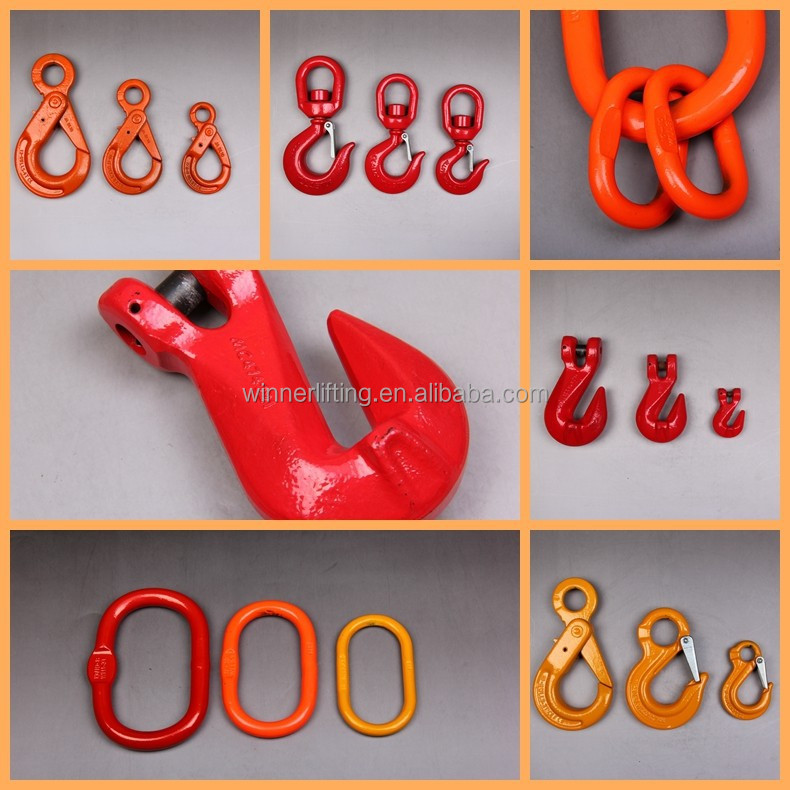 super quality factory price load binder;swivel hook gold supplier