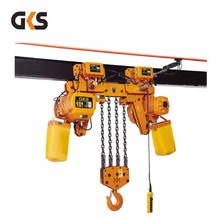 China manufacturer 10 ton heavy duty chain electric hoist