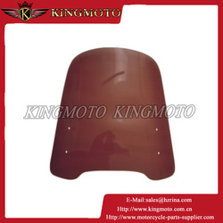 150cc motorcycle windshield/wind deflector for sale KINGTOMO