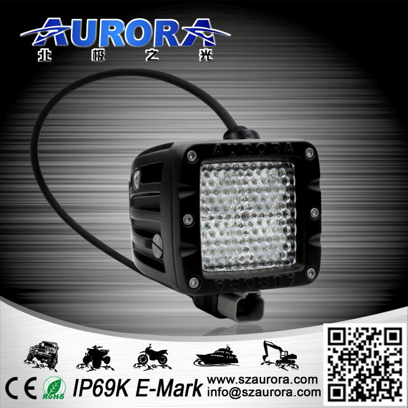 for sale cheap with multi beam technology 2inch working diffusion beam led offroad driving light