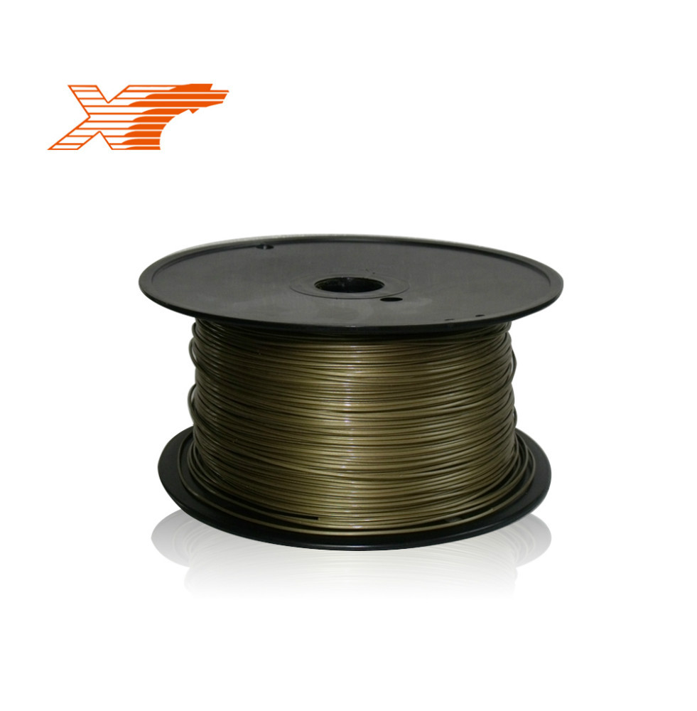 3D Printing fliament material PLA bronze powder Low melting point