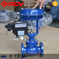high quality flange connection regulating type sleeve valve