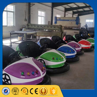 Factory price indoor kart car kiddie rides bumper car price