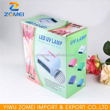Customized high quality pretty uv lamp