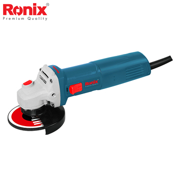 Ronix Hot Selling 115mm 850W Portable Power Tools Mini Angle Grinder model 3111