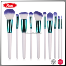 2018 new arrival cosmetic tool face brush luxury 10psc makeup brush set