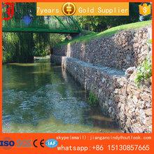 2*1*0.5m hexagonal gabion box
