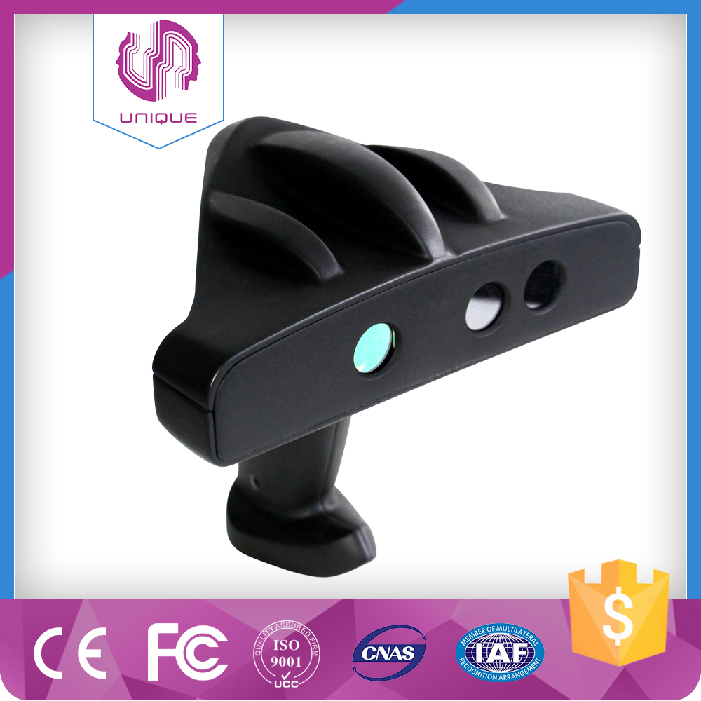 easy to operate 3d handle scanner with high resolution