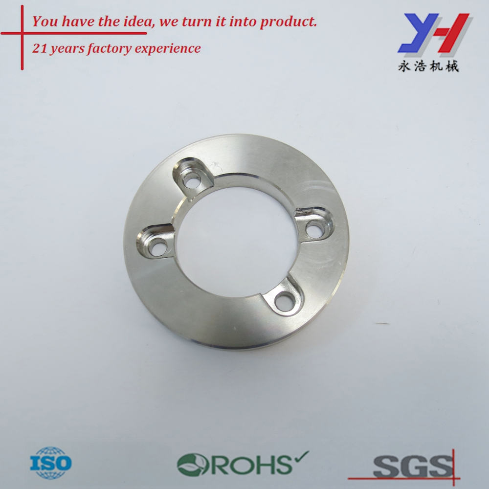 customize precision cnc machining parts of auto car parts and large aluminum ring