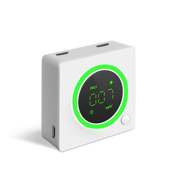 laser particle counter air quality monitor